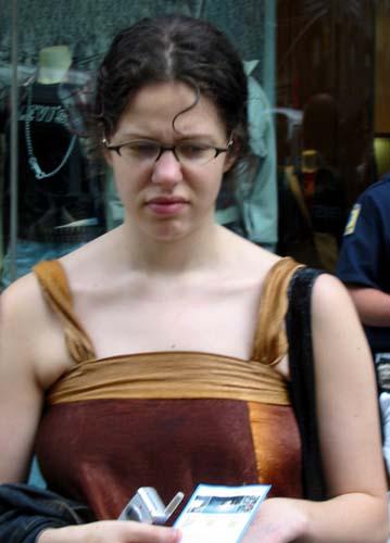 New York: Anti- Folter Ausstellung auf den Straßen ...