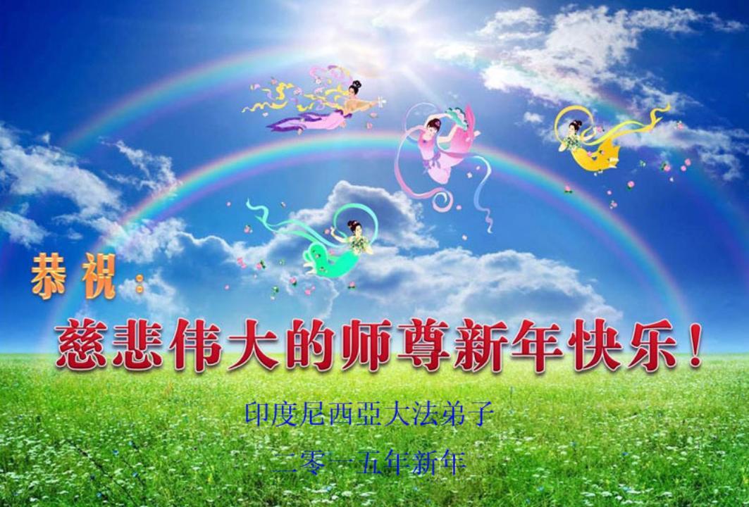 Falun Dafa-Praktizierende aus Indonesien, Japan, Malaysia und ...