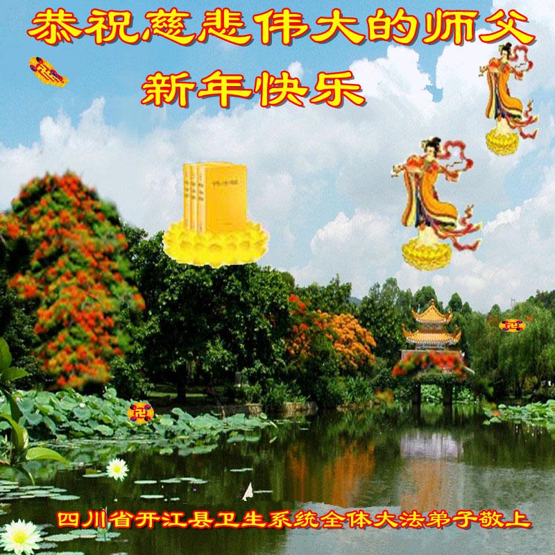 Falun Dafa-Praktizierende aus verschiedenen beruflichen Branchen in ...